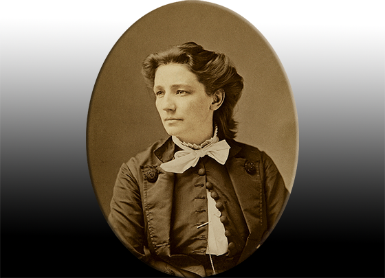 Victoria Woodhull 1870
