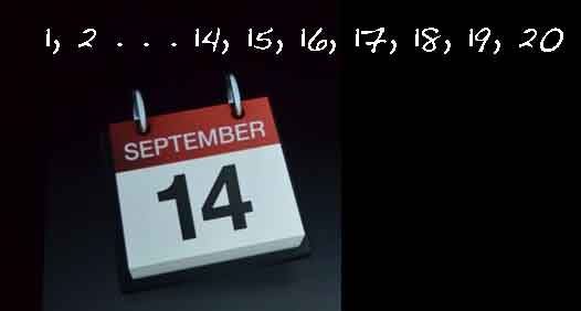 September 14, 1752