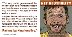 Net Neutrality Lunacy – Share If You Agree
