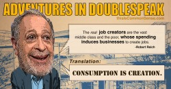 Robert Reich, Mythed Up