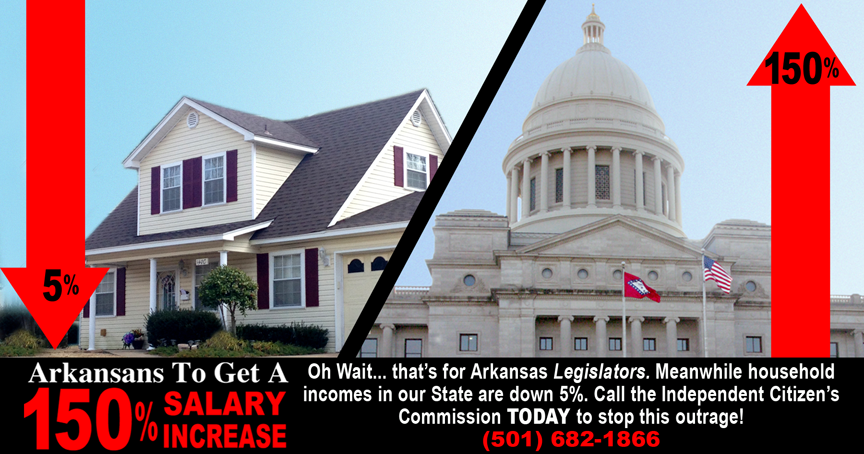 Arkansas Pay Raise