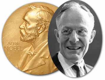 Nobel Laureate Ted Schultz