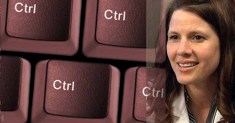 Ctrl - Dr. Annette Bosworth