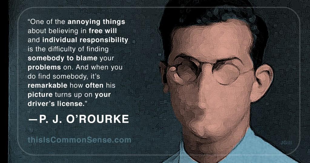 P. J. O'Rourke