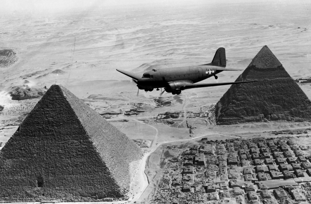 Allies in Egypt