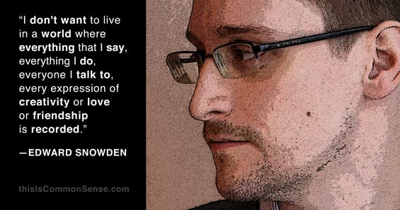 Mr. Snowden: Five Years a Fugitive