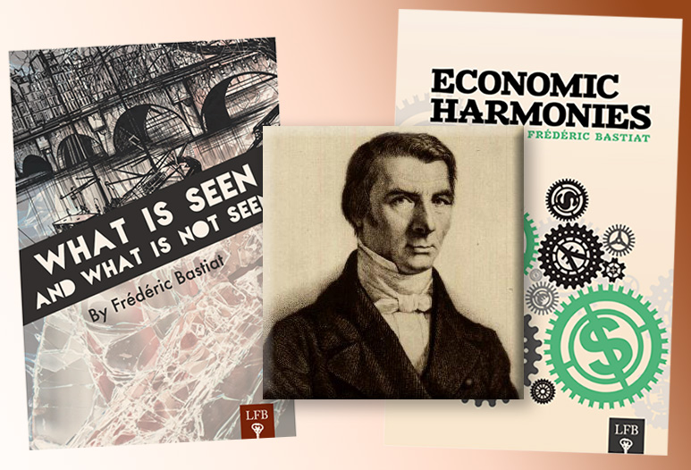 Bastiat and his books