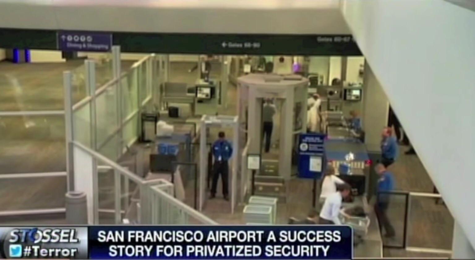 No TSA in SF
