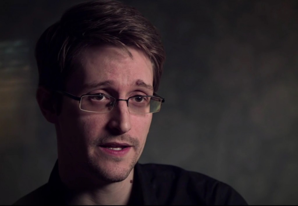 Video: Snowden on a Possible Putin Gesture