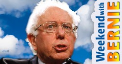 Weekend with Bernie: Sanders' Eleven