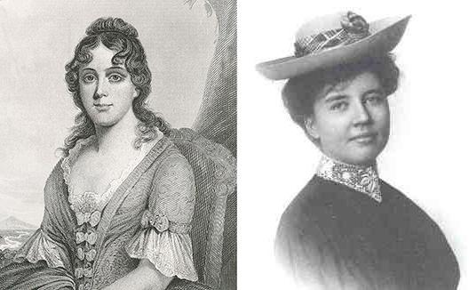Martha Jefferson and Rose Wilder Lane
