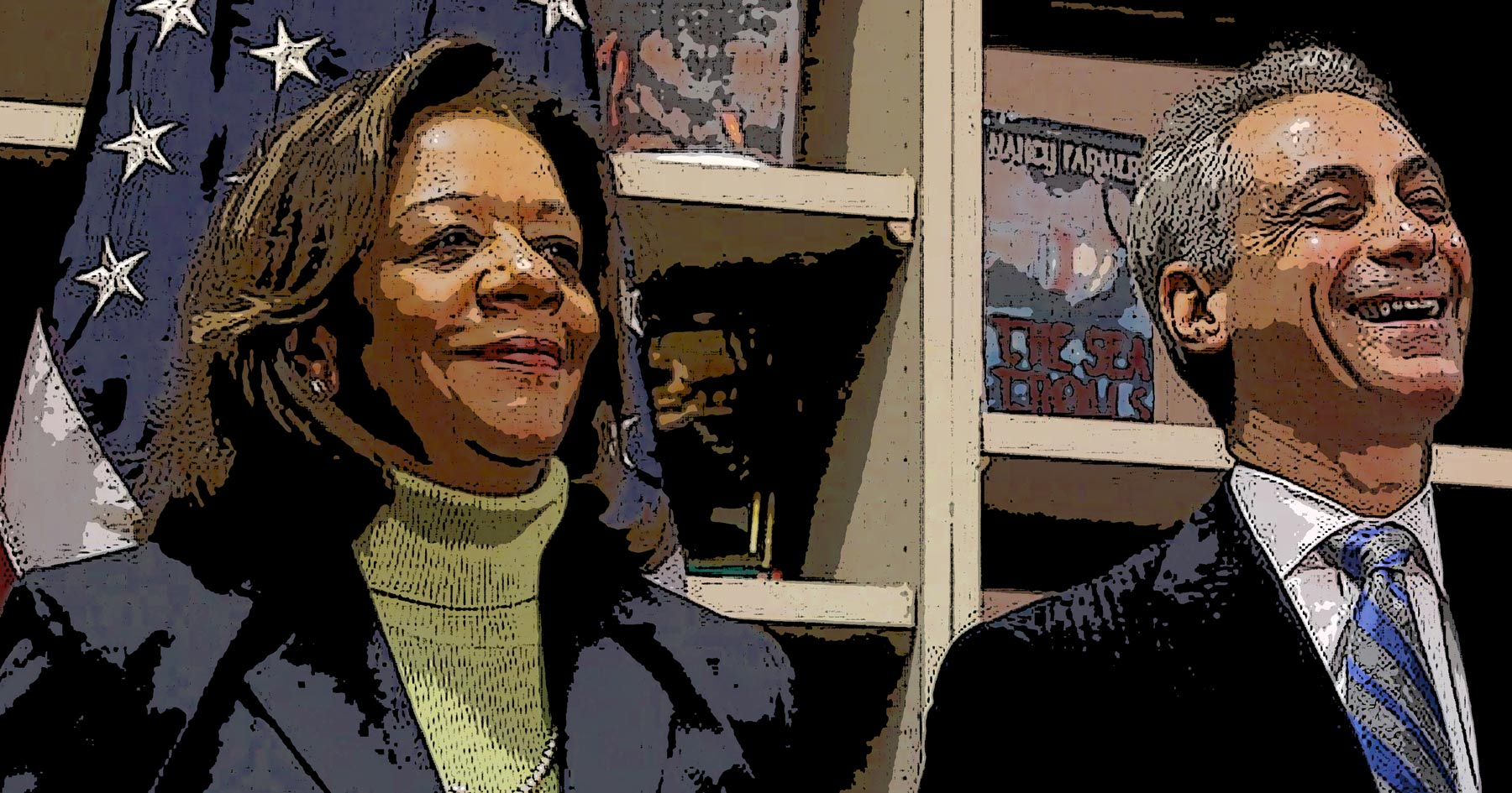 Barbara Byrd-Bennett, Chicago, school, education, graft, corruption, illustration, Common Sense, Paul Jacob