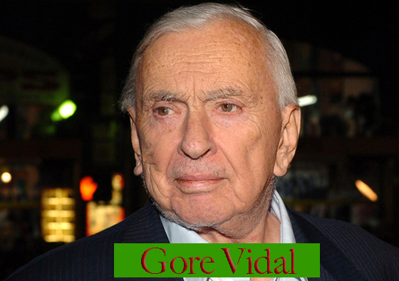 collection of gore vidal essays