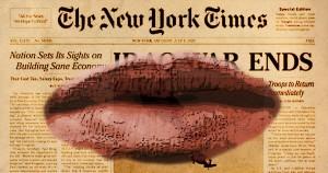 SuerPac, Marco Rubio, Biased Media, Republican Debate, First Amendment, collage, photomontage, illustration, Common Sense, Jim Gill, Paul Jacob