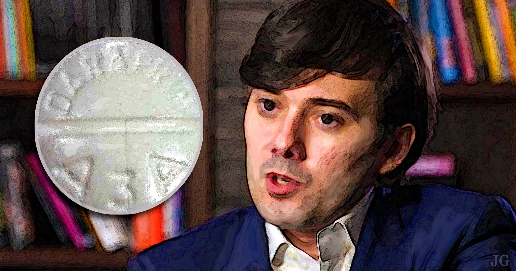 Martin Shkreli, Turing Pharmaceuticals, Daraprim, greed, FDA, ilustration, Common Sense