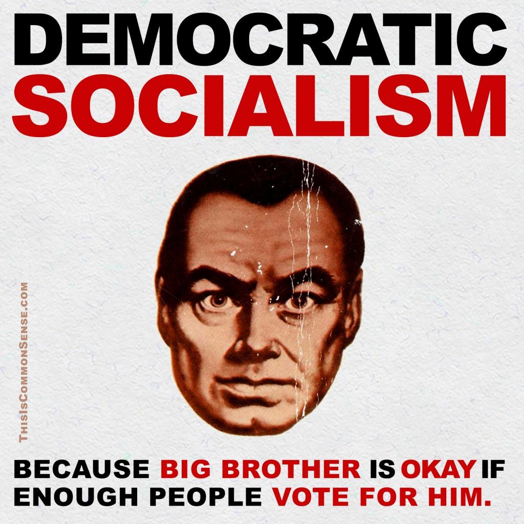 Democratic Socialism. . .