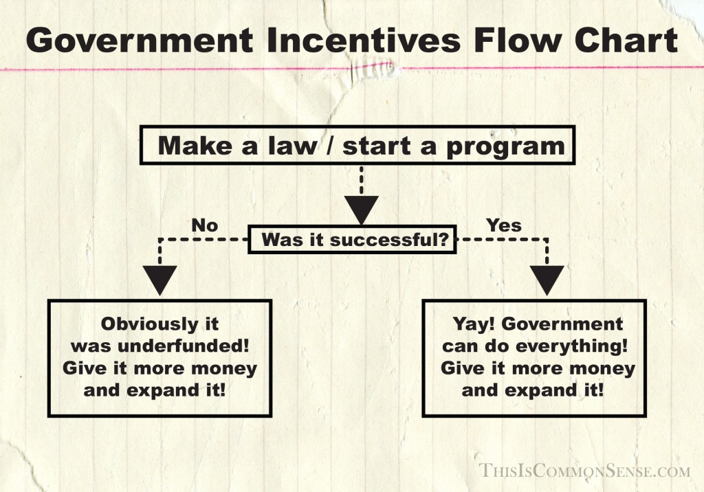 Government Flow Chart