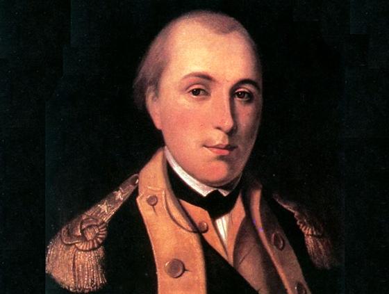 Maj. Gen. Lafayette