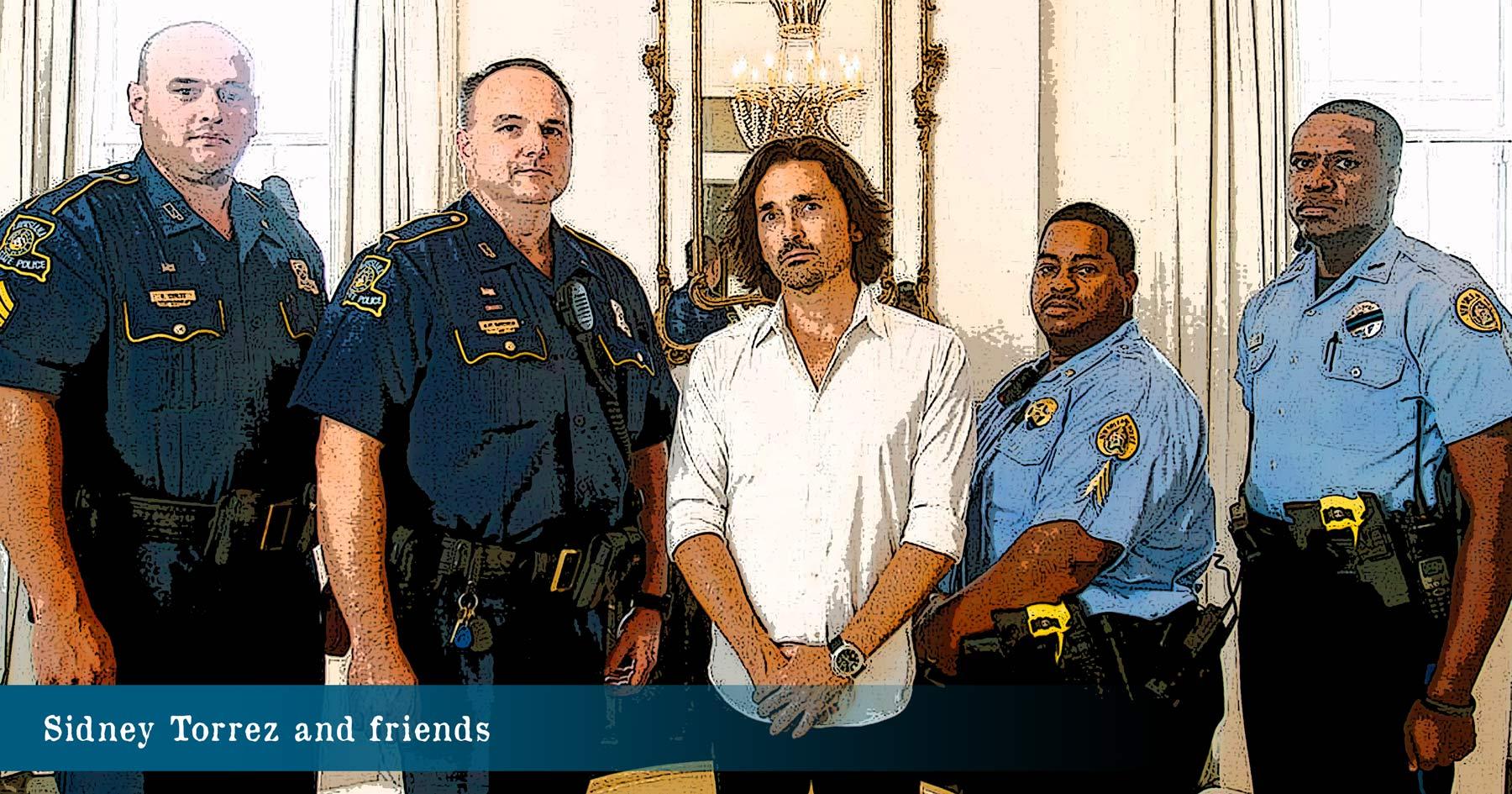 New Orleans, crime, police, Common Sense, illustration