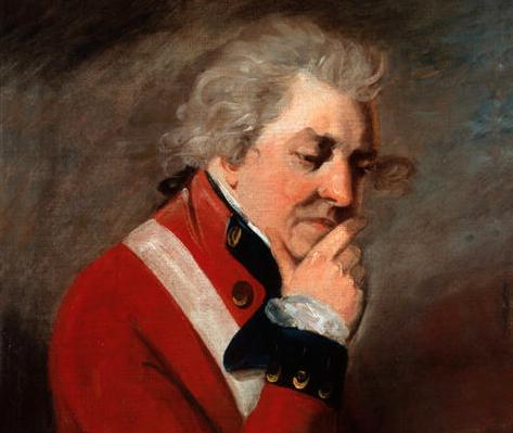 Gen. John Burgoyne