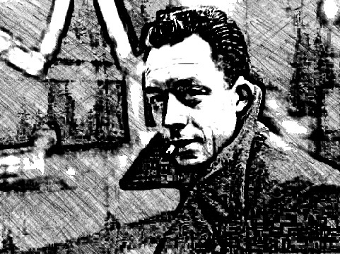 albert camus views on racism In the stranger the problem of racism is veiled the author does not speak about racial discrimination, he just shows the arabs and the attitude to them.