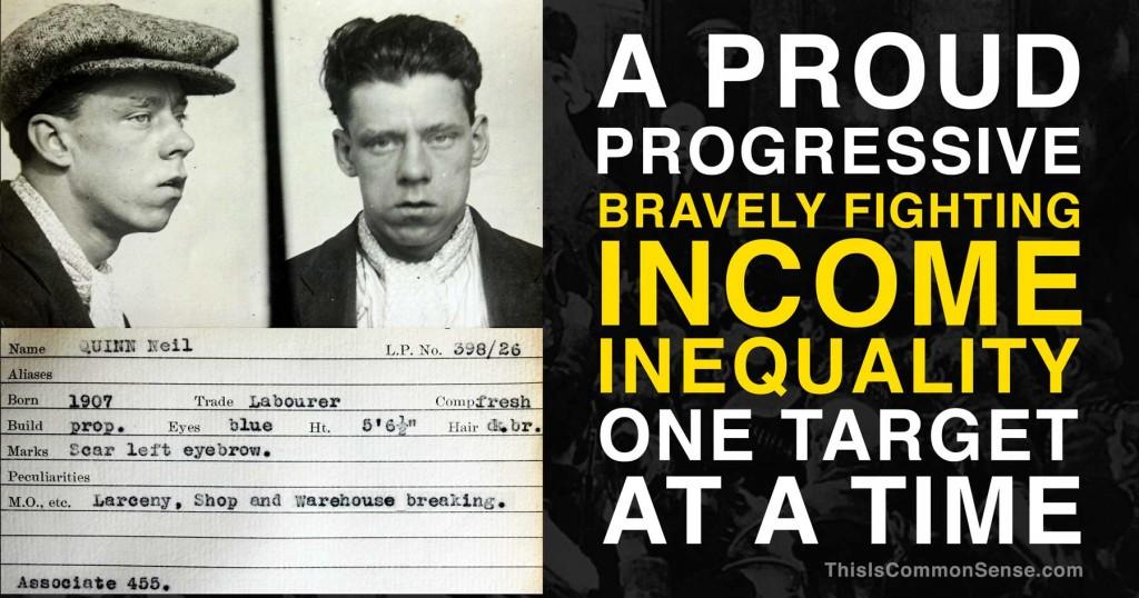 A Proud Progressive…