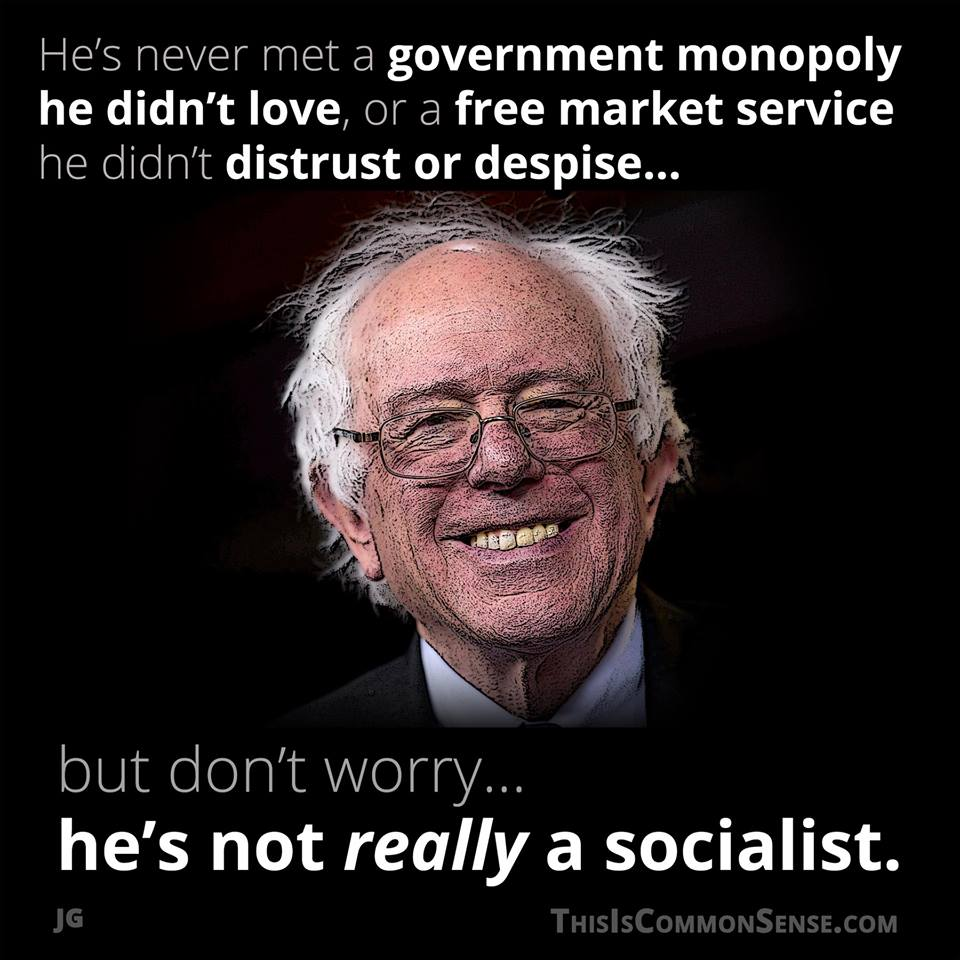 What Kind of a Socialist is Bernie?