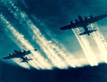 1944 Big Week Bombing