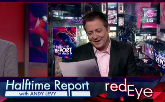 Halftime Report with Andy Levy