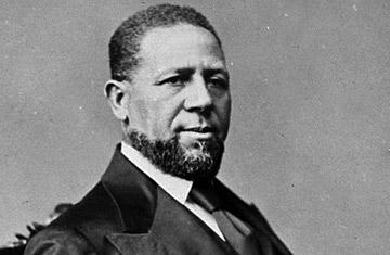 First African-American Senator