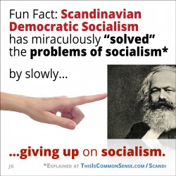 Fun Facts & Common Sense: Democratic Socialism