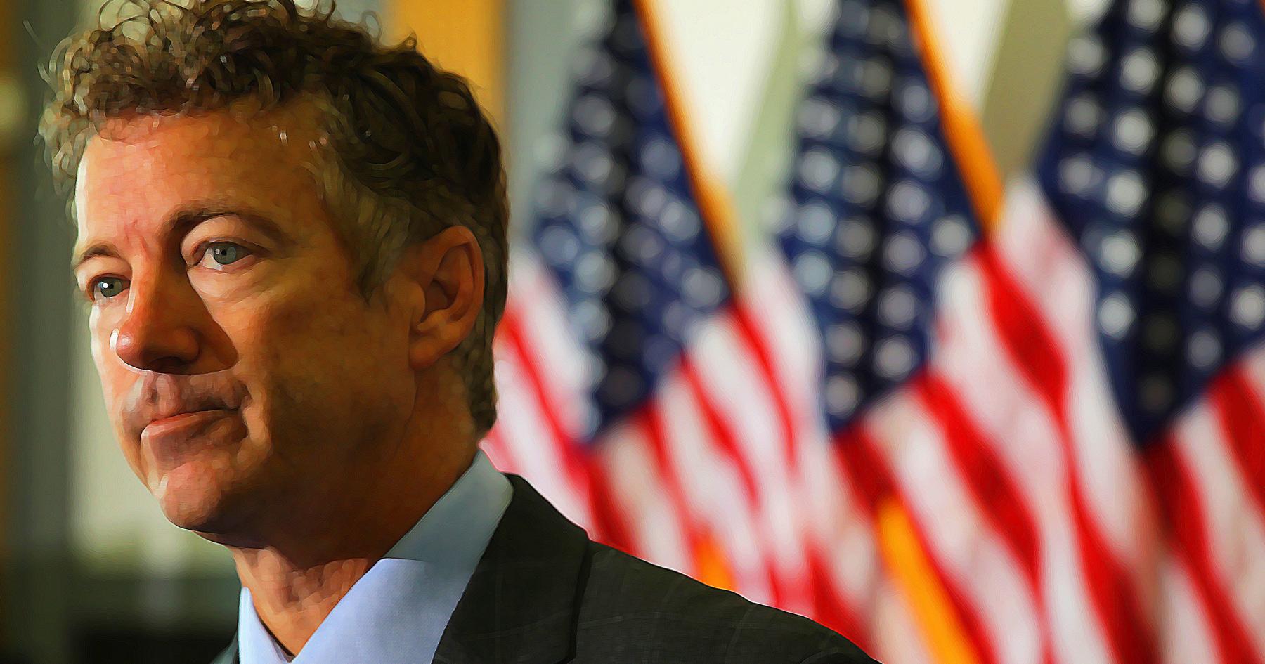 Rand Paul, 2016 Presidential Race, Common Sense