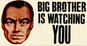 NSA, surveillance, 1984, Big Brother