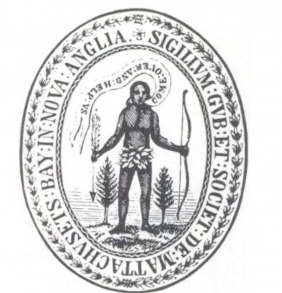 Massachusetts Colony Seal
