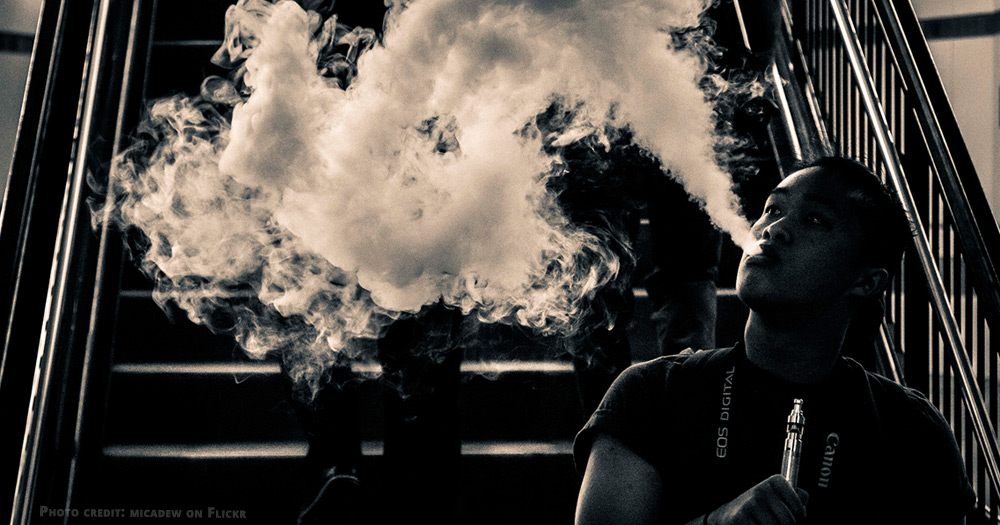 vape, vaping, smoking, law, regulation, unintended consequence, illustration, photo