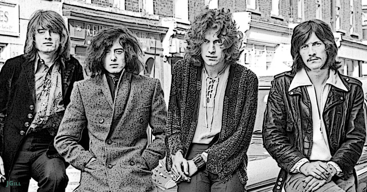 Led Zeppelin, copyright, lawsuit