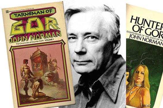 The Gor novels by John Norman