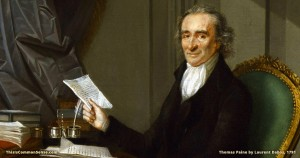 Tom Paine, Thomas Paine, Laurent Dabos