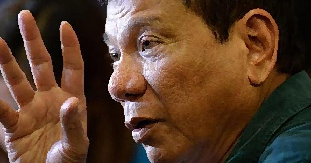 Rodrigo Duterte, Philippines, President