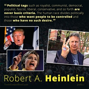 presidential, election, control, government, Heinlein, meme, illustration