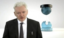 The Julian Assange Arrest