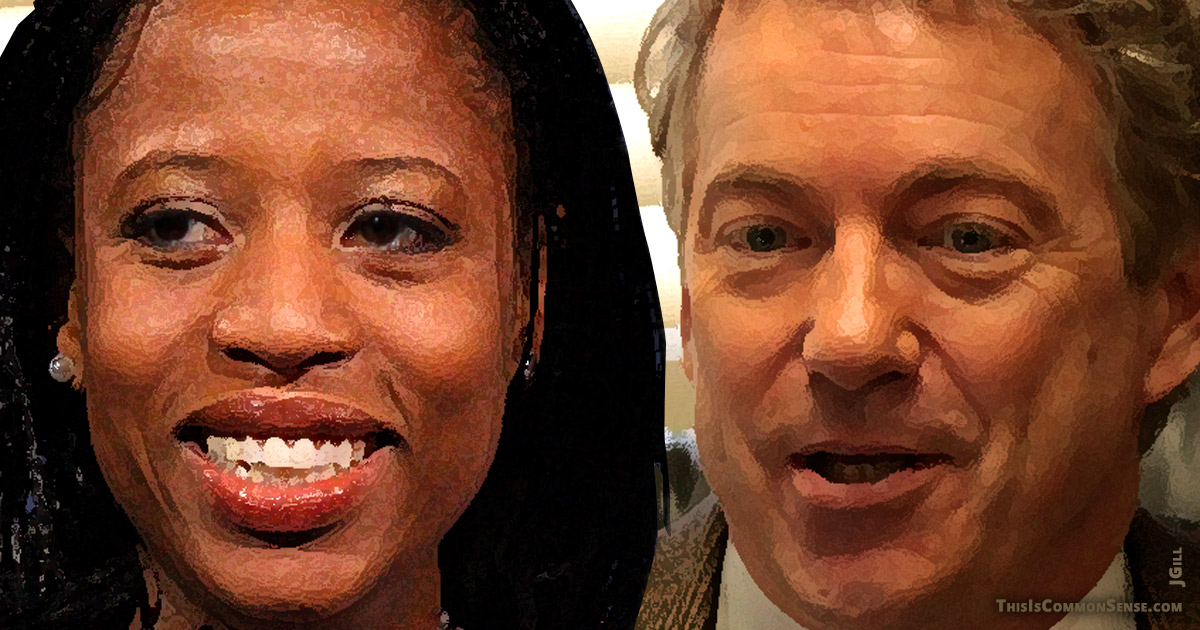Mia Love, Rand Paul, congress, bills