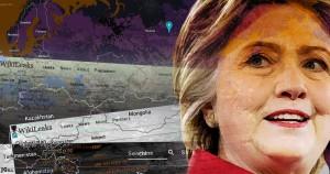 Hillary Clinton, Russia, Wikileaks