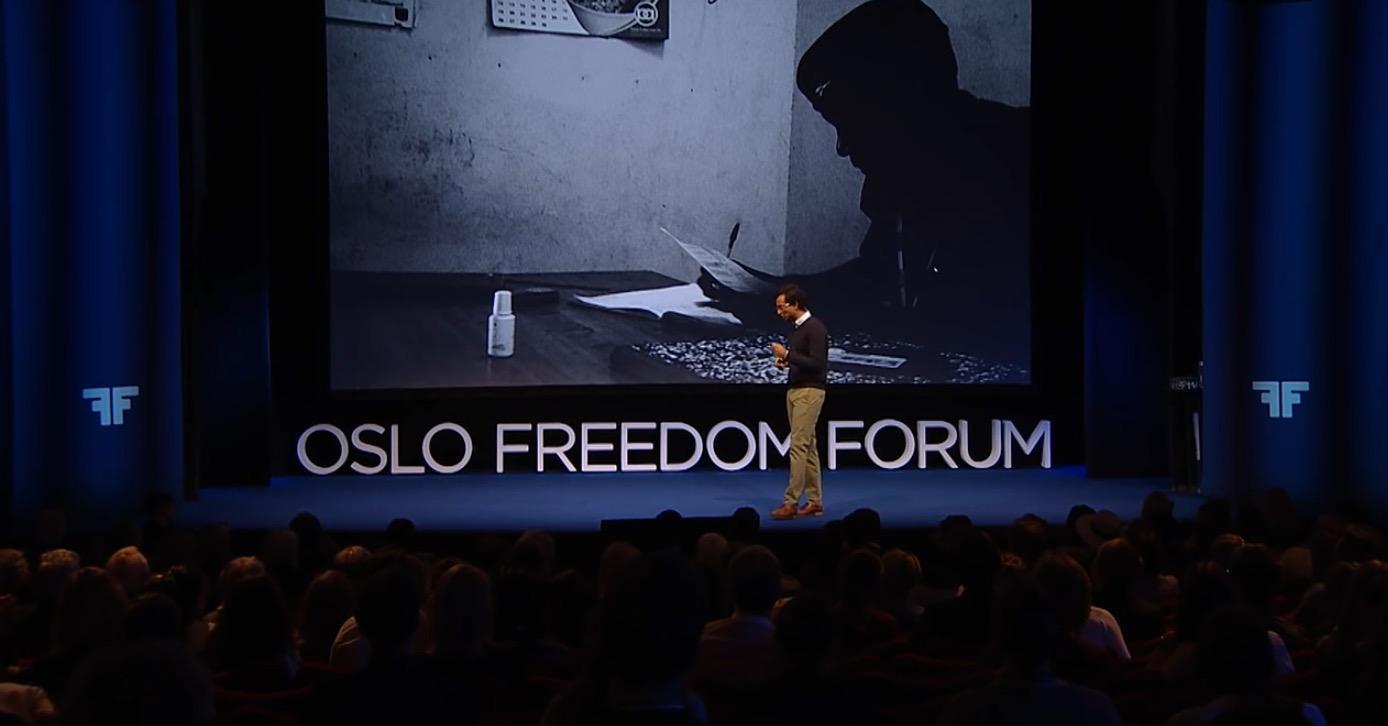Oslo Freedom Forum: Rwanda