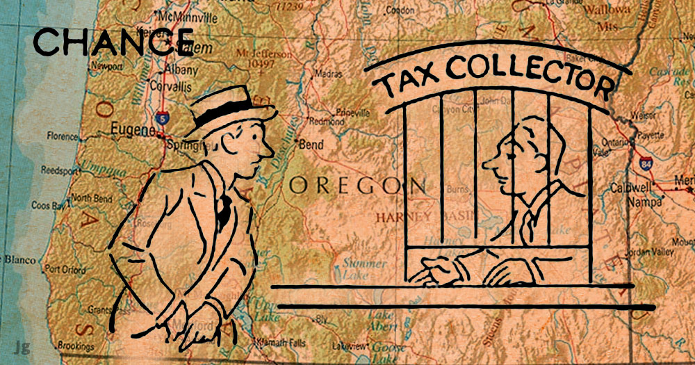 Oregon, tax, taxes, corporate, corporation, illustration, Measure 97