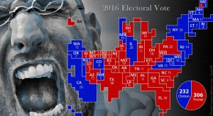 electoral, college, election, voting, popular, Hamilton, illustration