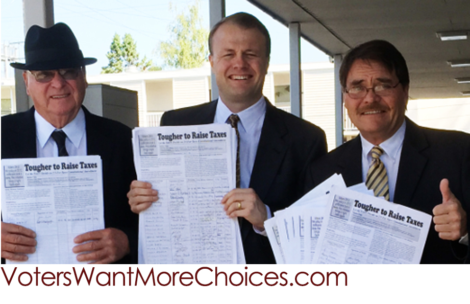 Voters Want More Choices