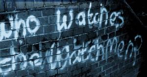 watchers, watchmen, media, fake news, fact check, illustration