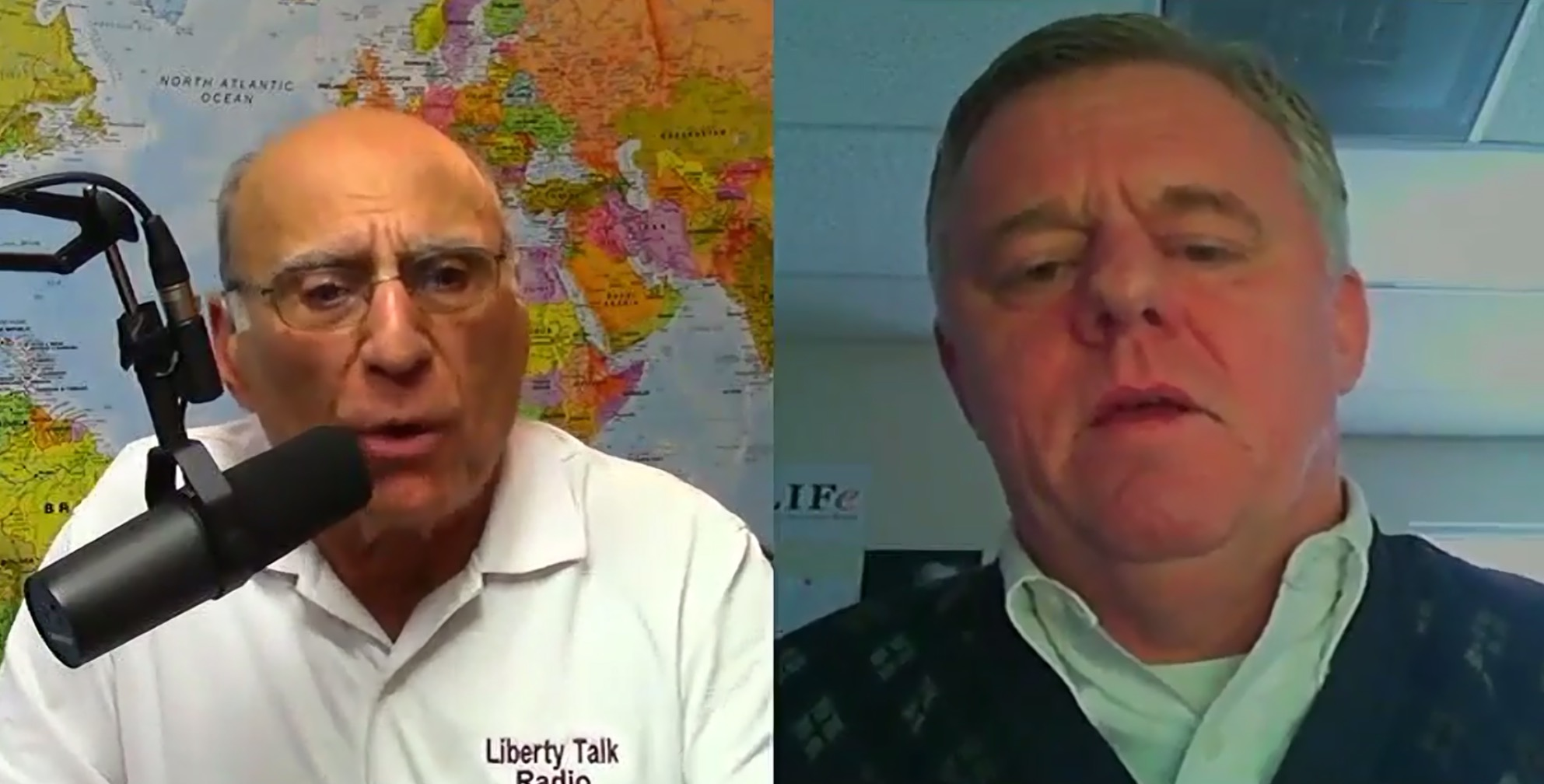 Liberty Talk Radio (with Paul Jacob)