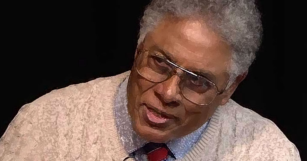 Thomas, Sowell, intellectual, race, Common Sense